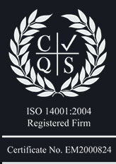 ISO 14001:2004 Registered Firm