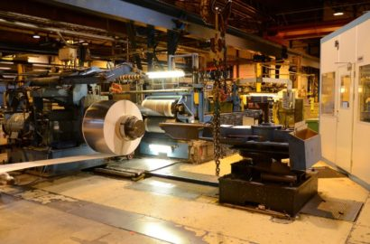 Sale of Metal Rolling Equipment for Outokumpu in Sweden