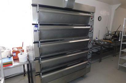 Bakery & Pie Making Equipment – Burbush Penrith Limited (Proposed Liquidation)