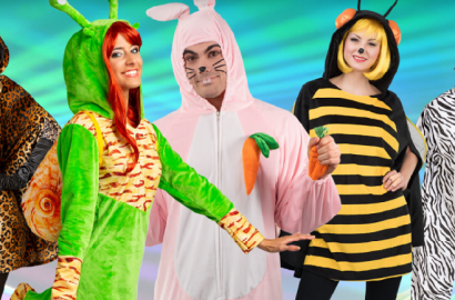 Stock-in-Trade of a Quality Fancy-Dress Costume, Accessory and Props Online Retailer (Extensive Product Range with Cost Value Circa £475,000), Warehouse Racking etc