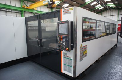 2015 –  Mazak OptiPlex 4020 II Laser Cutting Machine (6KW)