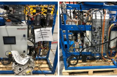Dopag Vectomix Modular Dosing System for Multi Component Materials