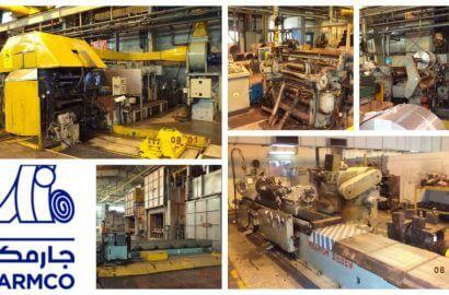 20,000 TPY Narrow Foil Mill Plant