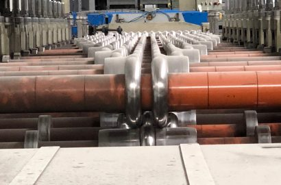 2 x Roll Forming Lines for Roof and Wall Cladding