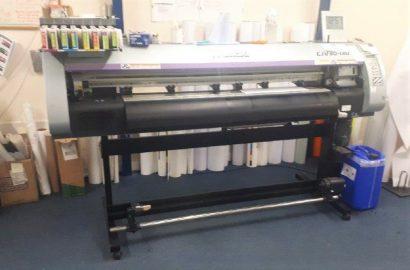 Print & Embroidery Machinery