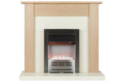 52 x Brand New Boxed Beldray Earlesworth 2kW Electric Fire Suites – Offered For Sale in One Lot