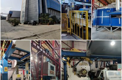 2 x High Specification, High Volume Coil Coating Lines