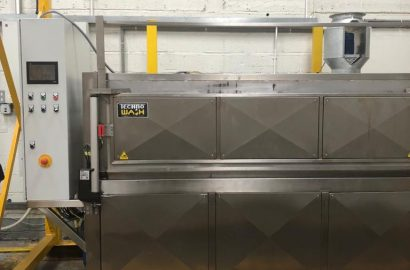 Techno Wash Tech Spray FM2000/2 Heavy Duty Parts Washer