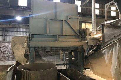 Eldan Copper/Aluminium Cable Granulating Line