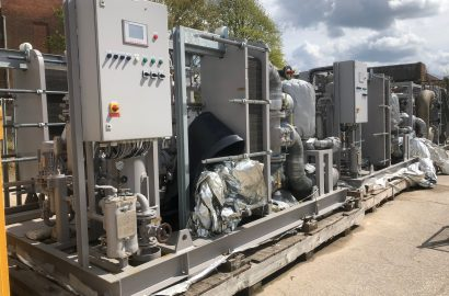 Unused HFO/Lube Oil Filtration & Cooling Plant for 78MW HFO Fuelled Power Plant