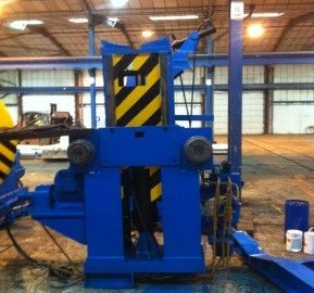 Cam Slitting Line for Steel Coils