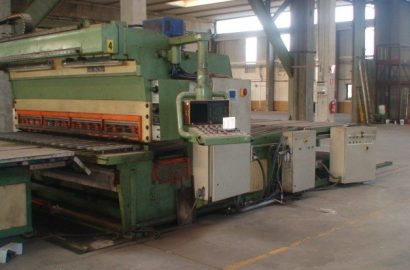 Gasparini model CO3010 Automatic Steel Table Shear