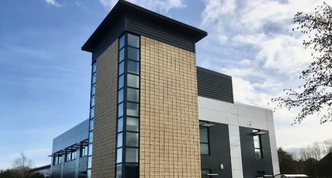 Falcon Rd offices Hinchingbrooke Business Park