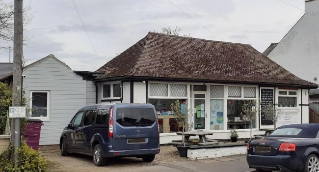 Station Road Impington