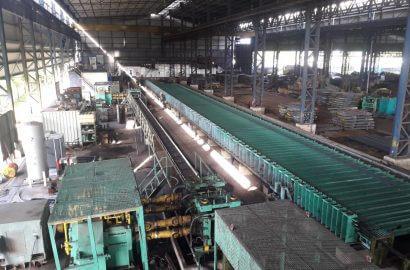 170,000 Tonnes Per Year Rebar Mill