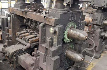 Danieli 600,000 TPY Wire Rod and Bar Mill