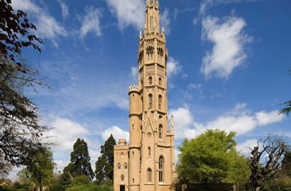 RemoteZone services for Hadlow Tower