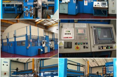 Wandres Blanks Brushing and Cleaning Line