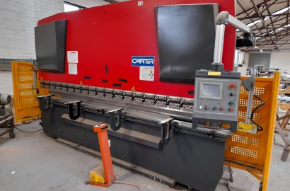 Entire Disposal of Steel Fabrication Machinery – By Order of the Joint Administrators of AccentHansen Limited